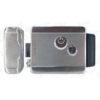 TS-EL2369 Classic Замок электромеханический накладной, универсальный, с блокировкой кнопки в 2-х пол