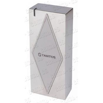 TS-RDR-EHMF Metal Считыватель карт мультиформатный Em-marin, HID Prox и Mifare в металлическом корпу