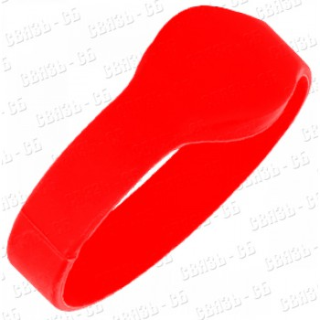 Smart-браслет TS красный