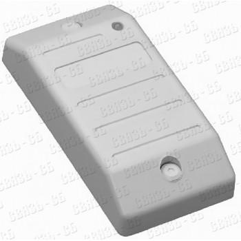 PROX EM-Reader-232w Считыватель формата ЕМ-марин. Настенный корпус 78х40х16 мм, цвет серый, светодио