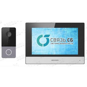 DS-KIS603-P Комплект IP-видеодомофонии