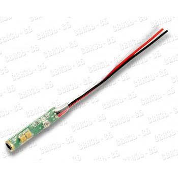 VMK-02 Микрофон с активным усилителем, акустическая дальность до 6м
