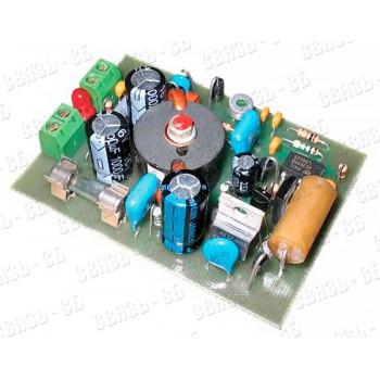 ПН-12/24-1,0 Преобразователь напряжения с входного 10-14В в стабилизированное выходное напряжение 24