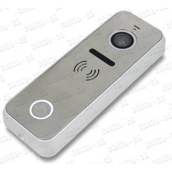 iPanel 1 (Metal)+ Вызывная панель видеодомофона, накладная, камера 700 ТВЛ., PAL