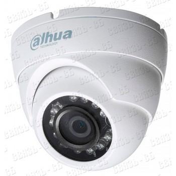 Видеокамера  DAHUA DH-HAC-HDW1000MP-0280B (S3), 720p, 2.8 мм
