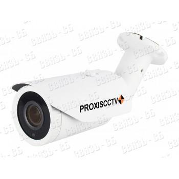 PX-AHD-ZM60-H20FS цилиндр уличная 4 в 1 видеокамера, 1080P, f=2.8-12мм