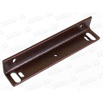 LM-180КB Уголок для крепления замка серии: ML- 100K/ -150K/ -180K, цвет коричневый