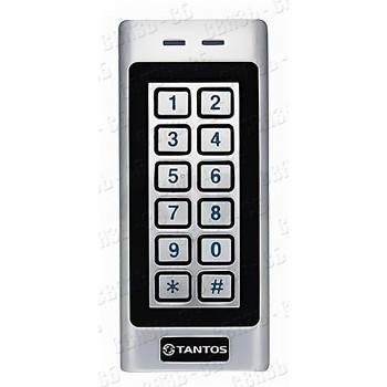 TS-KBD-EM2 Metal Кодонаборная панель со встроенным считывателем и контроллером карт Em-marine