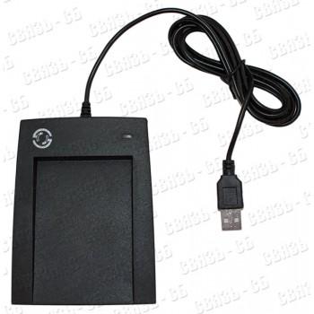 TS-RDR-USB-EM, Настольный USB-считыватель карт формата Em-Marin.