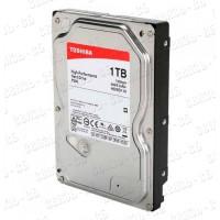 "Жесткий диск Toshiba SATA-III 4Tb HDWD240EZSTA P300 (5400rpm) 128Mb 3.5"""