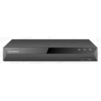 TSr-UV0821 8-ми канальный мультиформатный видеорегистратор с поддержкой AHD камер 5 Мп, 4Мп, 2Мп