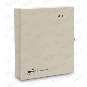 РЕRСо-СТ/L14 Универсальный контроллер замка/турникета/шлагбаума(4 замка/2 турникета/2 шлагбаума;