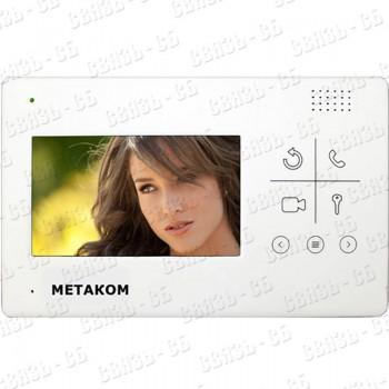 """MKV-VM8 двухканальный монитор.,цветной,экран 4"""""""
