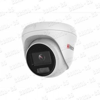 DS-I253L (2.8 mm)  ColorVu  2Мп уличная IP-камера с LED-подсветкой до 30м и технологией ColorVu