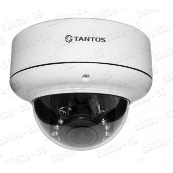 TSc-DVi1080pHDv (2.8-12), Антивандальная купольная универсальная UVC видеокамера 1080P «День/Ночь»