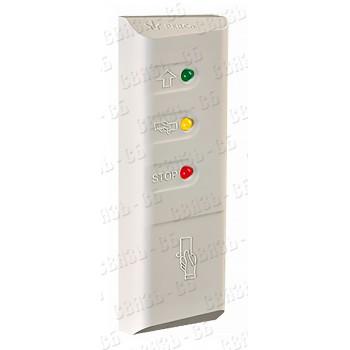 PERCo CL201.1 Контроллер замка со встроенным считывателем карт доступа формата EMM/HID