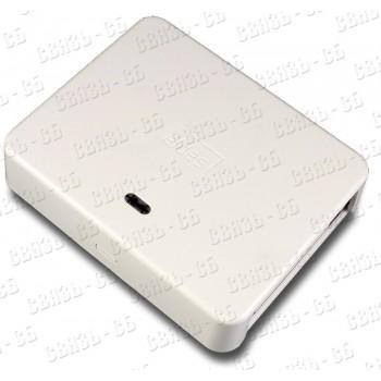 ESIM320, 2G  GSM система управления для СКУД с 2 управляющими реле.