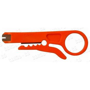 Инструмент для заделки и обрезки витой пары MINI (ht-318M) REXANT (12-4231)