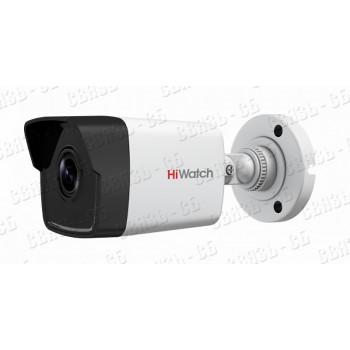 DS-I250 (2.8 mm) 2Мп уличная цилиндрическая IP-камера с EXIR-подсветкой до 30м
