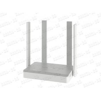 Роутер беспроводной Keenetic Runner 4G N300 10/100BASE-TX/4G cat.4 белый