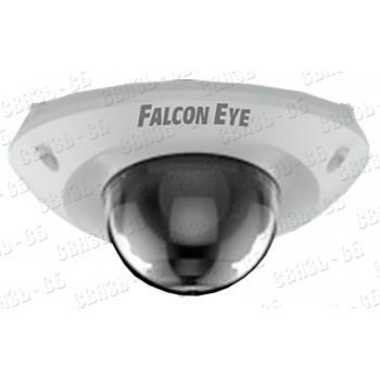 FE-IPC-D2-10pm Купольная, универсальная IP видеокамера 1080P со встроенным микрофоном
