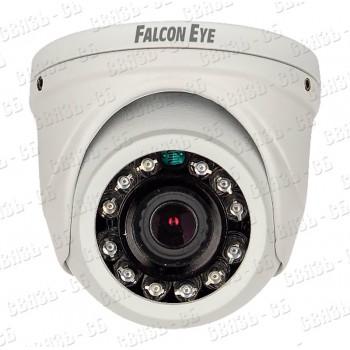 FE-MHD-D2-10 Купольная, универсальная 1080 видеокамера 4 в 1 (AHD, TVI, CVI, CVBS)