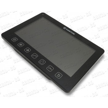 """Монитор  Amelie Slim (Black), цв, TFT LCD 7"""", PAL/NTSC, Hands-Free, 2 панели, 2 камеры"""