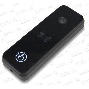 iPanel 2 (Black) +Вызывная панель с цветным модулем видеокамеры высокого разрешения.