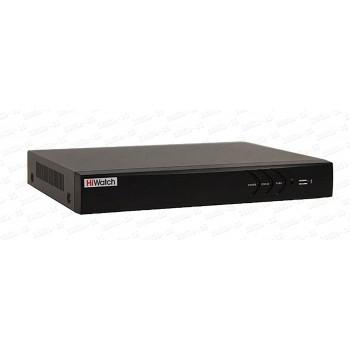DS-H332/2Q, 32-х канальный гибридный HD-TVI регистратор для  аналоговых, HD-TVI, AHD и CVI камер + 2