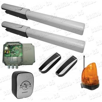 SW-5000KIT     (Комплект привода SW-5000KIT, в составе привода SWING-5000 -2 шт, блок управления - S