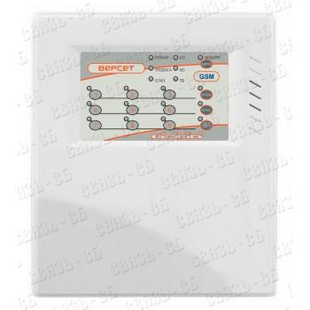 ВЕРСЕТ– GSM 09 ВМ, Прибор приёмно-контрольный охранно-пожарный GSM охраны
