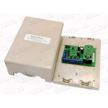 IP/SIP адаптер координатного домофона
