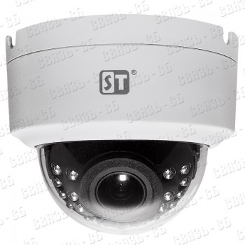 ST-2204 (2,8 -12mm) 2MP (1080p), внутренняя купольная  AHD-камера с ИК подсветкой до 20 м