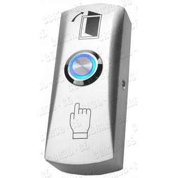 Кнопка ЛКД НУ-00 01,  с подсветкой