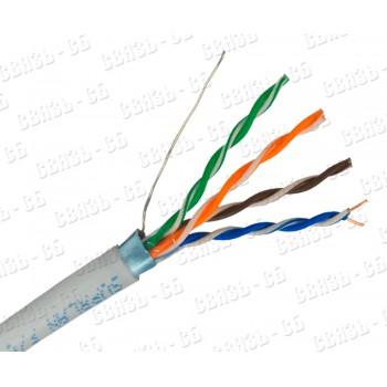 Кабель F/UTP Cat5e PVCLSнг(А)-LSLTx 4х2х0,52