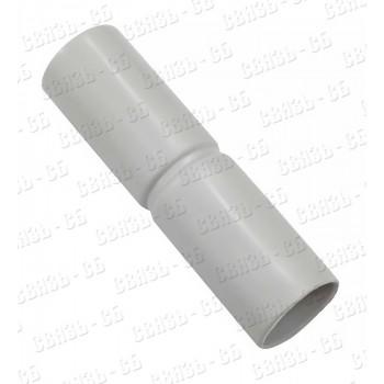 54925 Муфта труба-труба с ограничителем, IP40, д.25мм