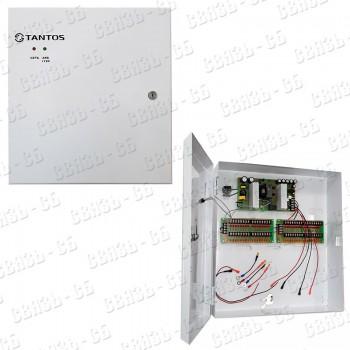 ББП-100 V.32 MAX2 Источник вторичного питания резервированный 12В, 10А под АКБ 12В 2×17А∙ч или 3×12А