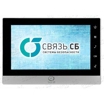 """TI-2750 BS (черный с серебром). 7"""" LCD монитор, сенсорный, емкостной, 800х480"""