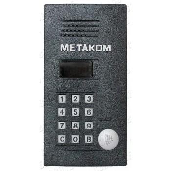 MK2012-MFEN Блок вызова аудио МЕТАКОМ