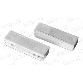 """ИО-102-29 """"Эстет-сейф"""", Извещатель магнитоконтактный на металлические поверхности миниатюрный"""