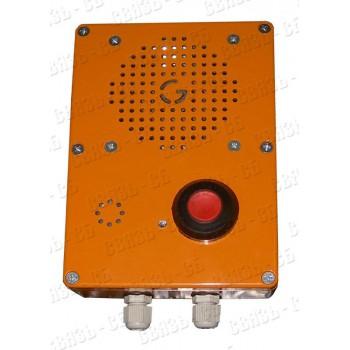 GC-4017M3. Пульт громкой связи для пультов  GC-1000 и PSS, приборов ПГС-3, ПГС-10, ПГС-16, приборов
