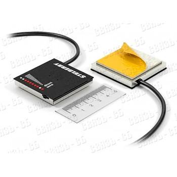 M-1000, 1-канальный однонаправленный микрофон речевого диапазона с регулировкой чувствительности