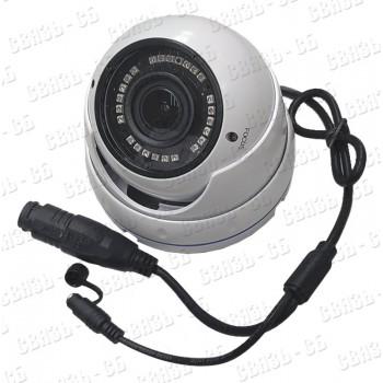 IVM-2839-355 Антивандальная управляемая купольная IP камера