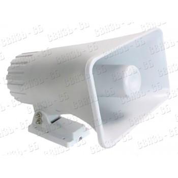 TL-112 Tantos Оповещатель звуковой динамический 12В,600мА,135дБ,два тона,уличная,t -20...+50...С,ABC