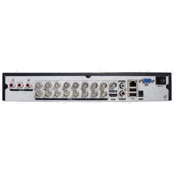 TSr-UV1622 Eco  16-ти канальный универсальный видеорегистратор (AHD+TVI+CVI+CVBS)