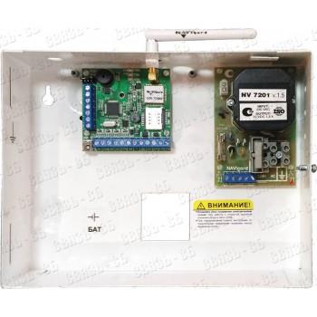 Контрольная панель охранная  NV 1010c