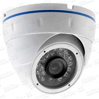 IVM-2829-2.8. 2MP(1920x1080), SONY IMX307, HI3516EV200, объектив 2.8мм, XMEYE, H.264/H.265/H.265++(