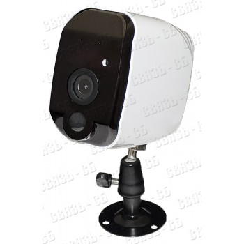 iБлок Плюс Видеокамера Wi-Fi с возможностью питания от аккумуляторов