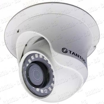 TSi-Ee25FP (3.6) 2 мегапиксельная миниатюрная купольная уличная антивандальная камера