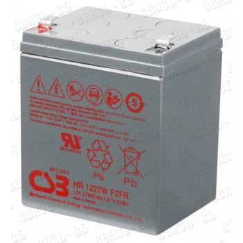 Аккумулятор CSB HR 1227 (12 В, 7.5 А/ч)